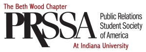 The Beth Wood Chapter of PRSSA at Indiana University