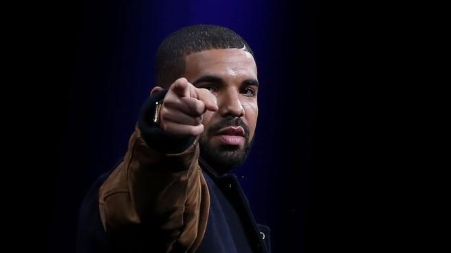 Drake Pointing